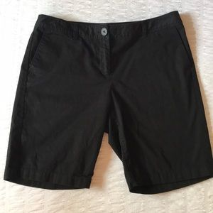 LOFT Cotton Bermuda shorts